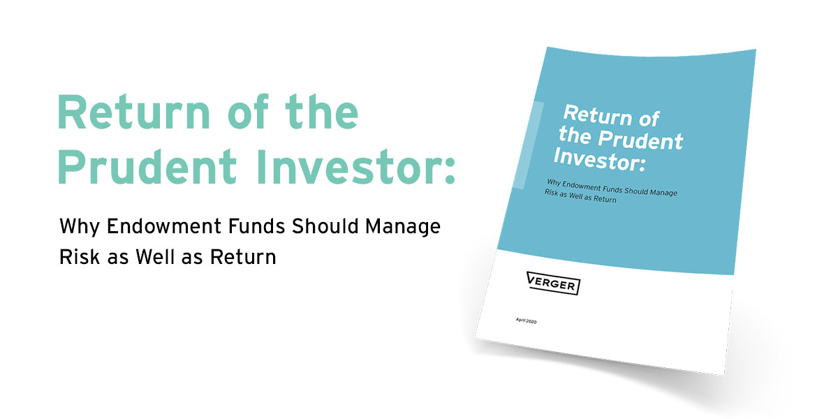 Whitepaper: Return of the Prudent Investor