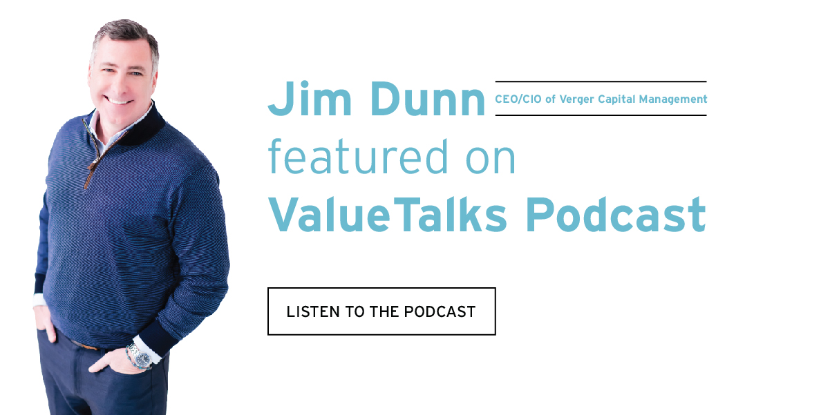 Jim Dunn featured on ValueTalks Podcast